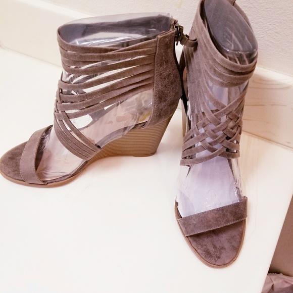 09b933d1c1 Fergalicious Shoes | Fergie Hunter Wedges | Poshmark